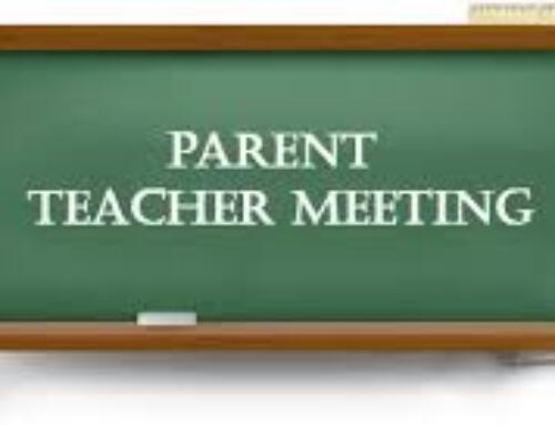 Parent/Teacher Meetings