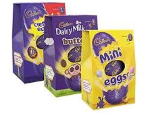 Have an eggcelent Easter